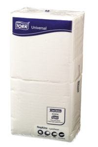 Napkin (Tork) UNIVERSAL Lunch 1ply 2169972 x 250's