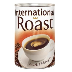 Coffee  INTERNATIONAL ROAST 1kg Tin