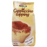 Coffee  NESTLE Cappuccino Topping 1701113 1kg x 12