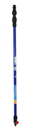 Handle Ext. Pole BLUE 2stge 0.9m-1.8m Wth Soap Disp. BB391