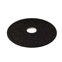 Floor Pad BLACK 21inch/500mm Strip Each