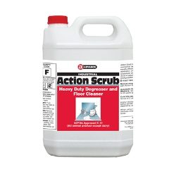 ACTION SCRUB H/duty Degreaser 5L