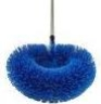 Broom COBWEB Monster BLUE AH070 1.8mm SET (Browns)