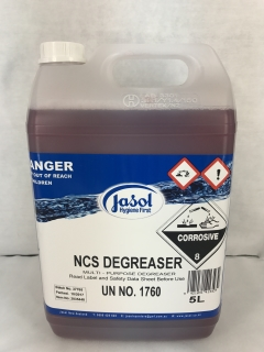 DEGREASER - Discontinued search for Red Rhino