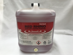 RED RHINO Heavy Duty Cleaner Degreaser 20L