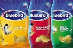 CHIPS Bluebird CHICKEN 40gm x 24