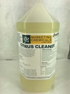 CITRUS BOOSTED Cleaner (mc) 5L