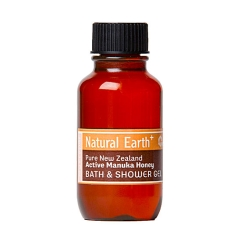 Bath & Shower Gel NATURAL EARTH Bottle x 324   EARTHBB