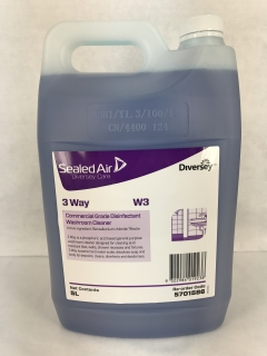3 WAY Washroom Cleaner 5701586 W3 5L