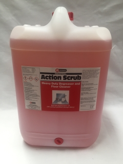 ACTION SCRUB H/duty Degreaser 25L
