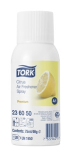 AIR FRESHENER (Tork) 236050 CITRUS Premium Each